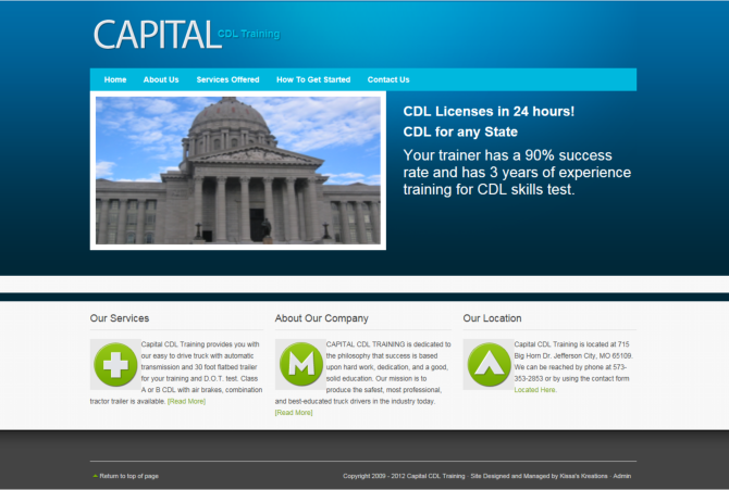 CapitalCDLTraining