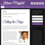 www.JulianaMayfield.com