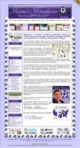 2008 - Learned Dreamweaver