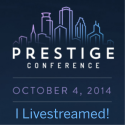 I attended via LiveStream 2014