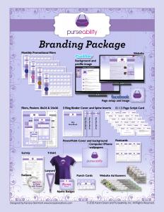 Purseability Branding Package